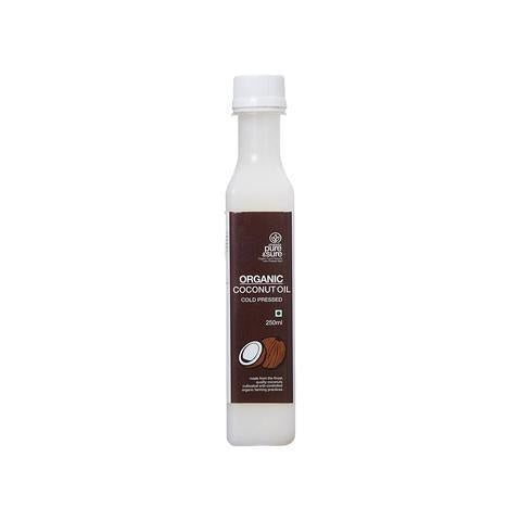 Buy Pure & Sure Organic Extra Virgin Coconut Oil,250ml