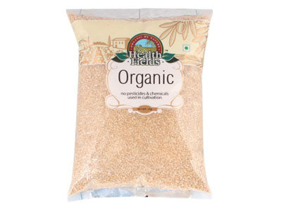 Organic Daliya / Broken Wheat (Health Fields)