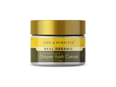 Organic Diaper Rash Cream (Life & Pursuits)