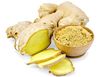 Organic Dry Ginger Powder
