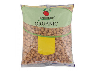 Organic Kabuli Chana / Chickpeas (Health Fields)