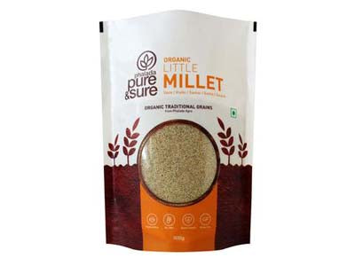 Organic Little Millet (Pure&Sure)