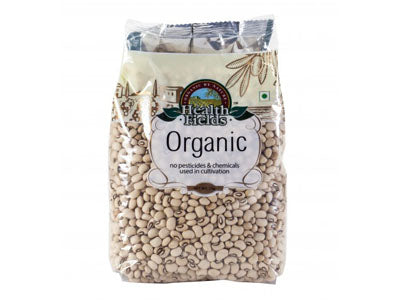 Organic Lobia / Black Eyed Pea (Health Fields)