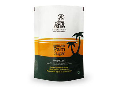 Organic Palm Sugar (Pure&Sure)