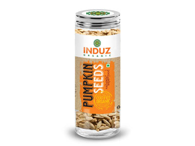 Buy Induz Organic Pumpkin Seeds Online At Orgpick