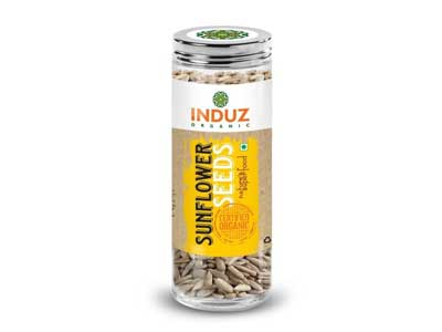 Organic Sunflower Seeds (Induz Organic)