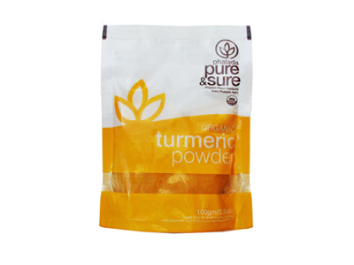 Organic  Turmeric Powder (Pure&Sure)