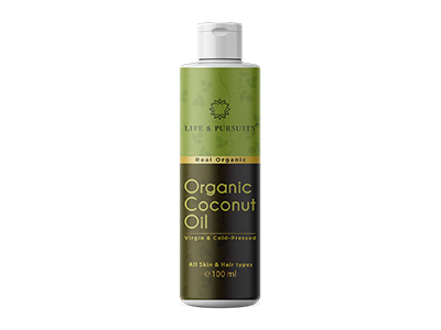 Organic Virgin Coconut Oil (Life & Pursuits)