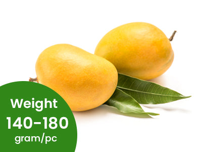 Organically Grown Alphonso Mango-15 PCS