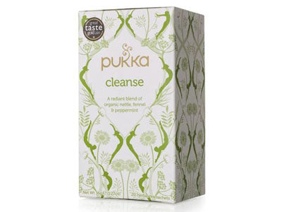 Organic PUKKA Cleanse Tea (Pure&Sure)