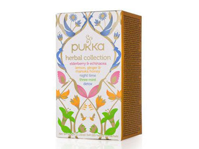 Organic PUKKA Herbal Collection (Pure&Sure)