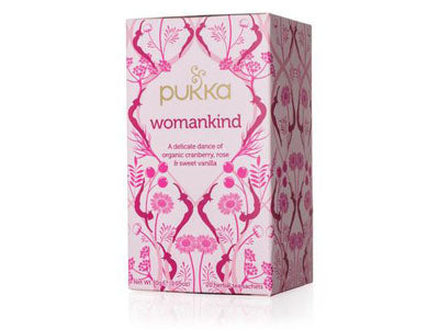 Organic PUKKA Womankind Tea (Pure&Sure)
