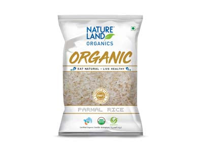 Organic Parmal Rice (Natures-Land)