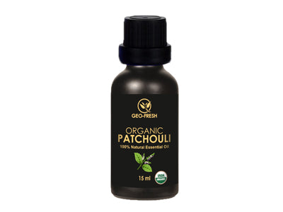Organic Patchouli Oil (Geo-Fresh)