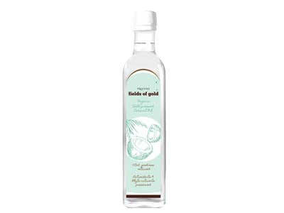 Organic Cold Pressed Coconut Oil (Pristine)