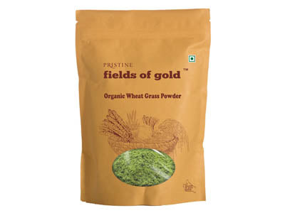 Organic Wheat Grass Powder (Pristine)