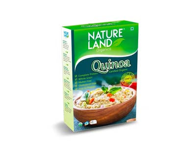 Organic Quinoa (Nature-Land)