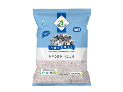 Buy 24 Mantra Organic Ragi Flour Online At Orgpick
