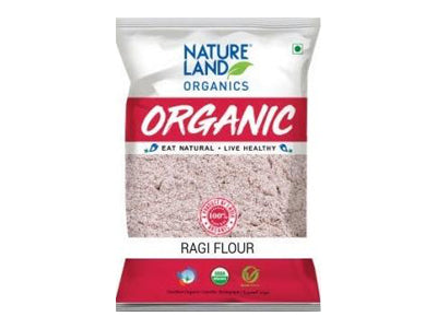 Buy Best Organic Ragi Flour Online At Orgpick