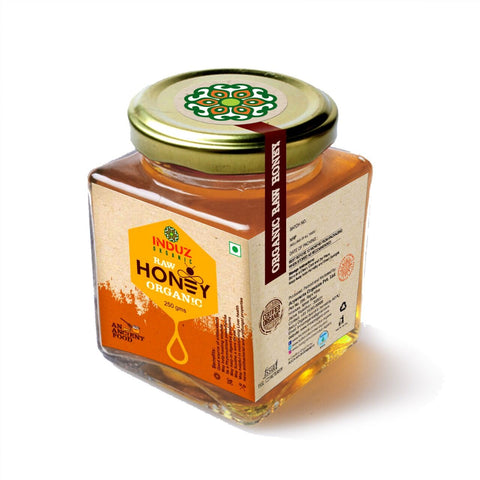 Organic Raw Honey (Induz Organic)