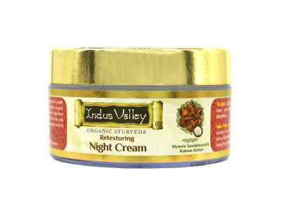 Retexturing Hydrating Night Cream (Indus Valley)