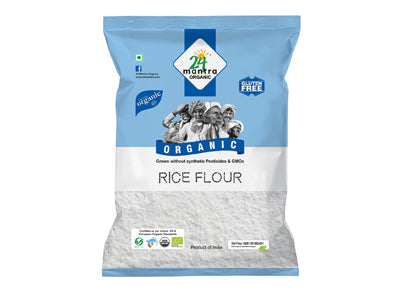 Buy 24 Mantra Organic Rice Flour Online At Orgpick
