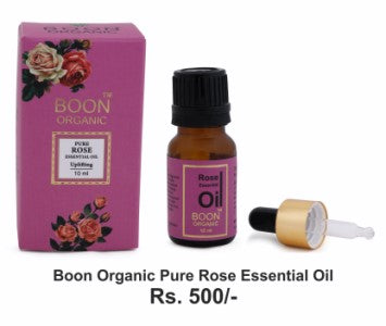 Buy Organic Pure Rose Essential Oil -Orgpick.com