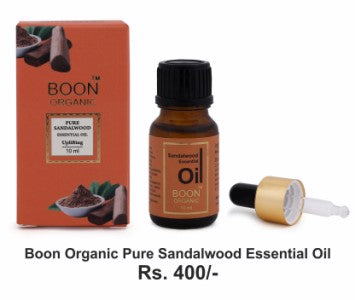Buy Organic Pure Sandalwood Essential Oil -Orgpick.com