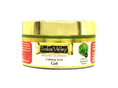 Seaweed Teatree Calming Acne Gel (Indus Valley)