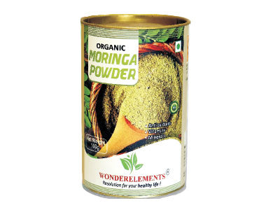 Shop Natural Moringa Powder Online At Orgpick