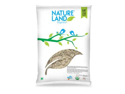 Organic Shorgum Flour (Natures-Land)