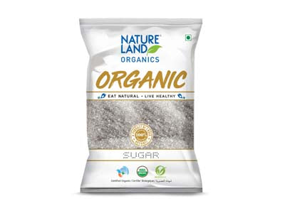 Organic Sugar (Natures-Land)