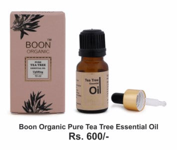 Pure Tea Tree Essential Oil (Boon Organic)