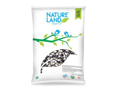 Organic Urad Split (Nature-Land)