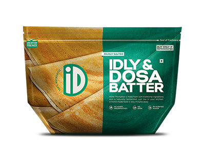 Natural Idli & Dosa Batter (iD Fresh Food)