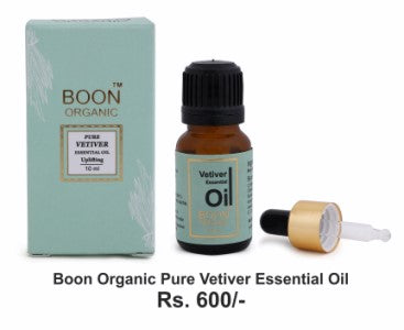 Buy Organic Pure Vetiver Essential Oil -Orgpick.com