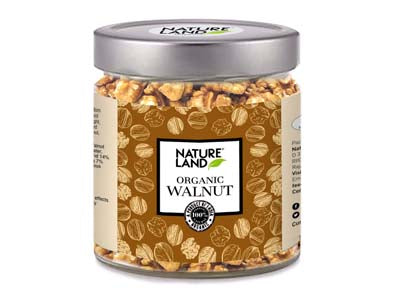 Organic Walnut (Natures-Land)