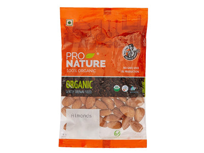 Organic Almonds (Pro Nature)