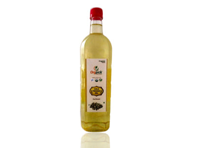 Organic Sunflower Oil ( सूर्यफूल / सूरजमुखी)