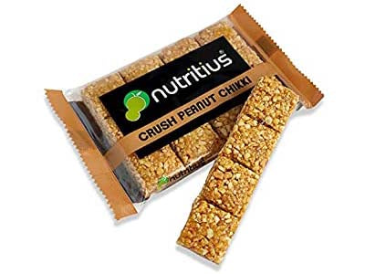 Shop Naural Crush Peanut Chikki online At Orgpick