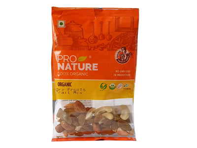 Organic Dry Fruits Trail Mix (Pro Nature)