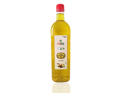 Buy Organic Groundnut Oil (Shengdana Tel) At Orgpick