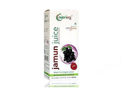 Order Best Organic Jamun Juice Online from Orgpick