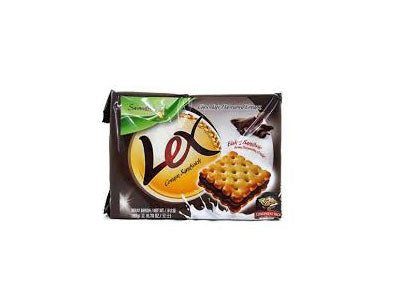 Buy Cream Sandwich Chocolate (Lex) Biscuits Online at Orgpick