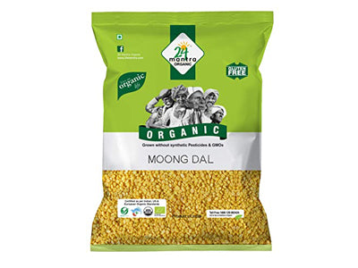 Order 24 Mantra Organic Moong Dal Online from Orgpick