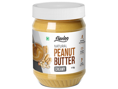Buy Natural Peanut Butter Creamy Online At Orgpick
