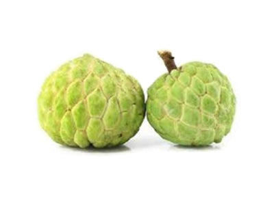 Organic Custard Apple (Sitaphal fruit)