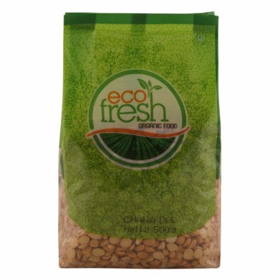 Buy Ecofresh Organic Chana Dal Online, Orgpick