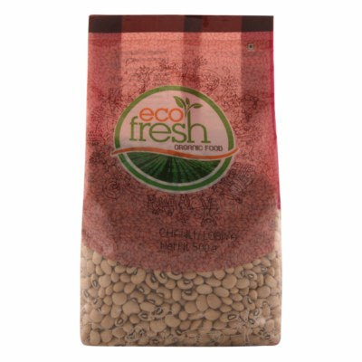 Buy Ecofresh Organic Chawli(Lobiya/Cowpea) Online At Orgpick