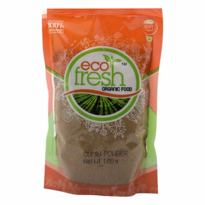 Buy Ecofresh Organic Cumin Powder Online At Orgpick
